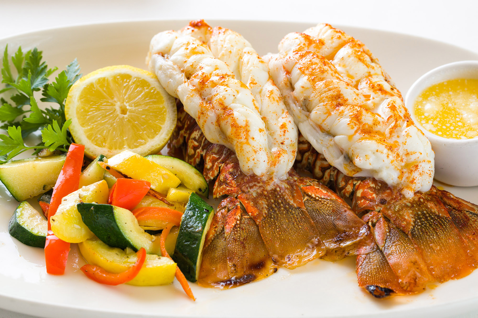 California Spiny Lobster VS. Maine Lobster VS. South African Lobster Tails