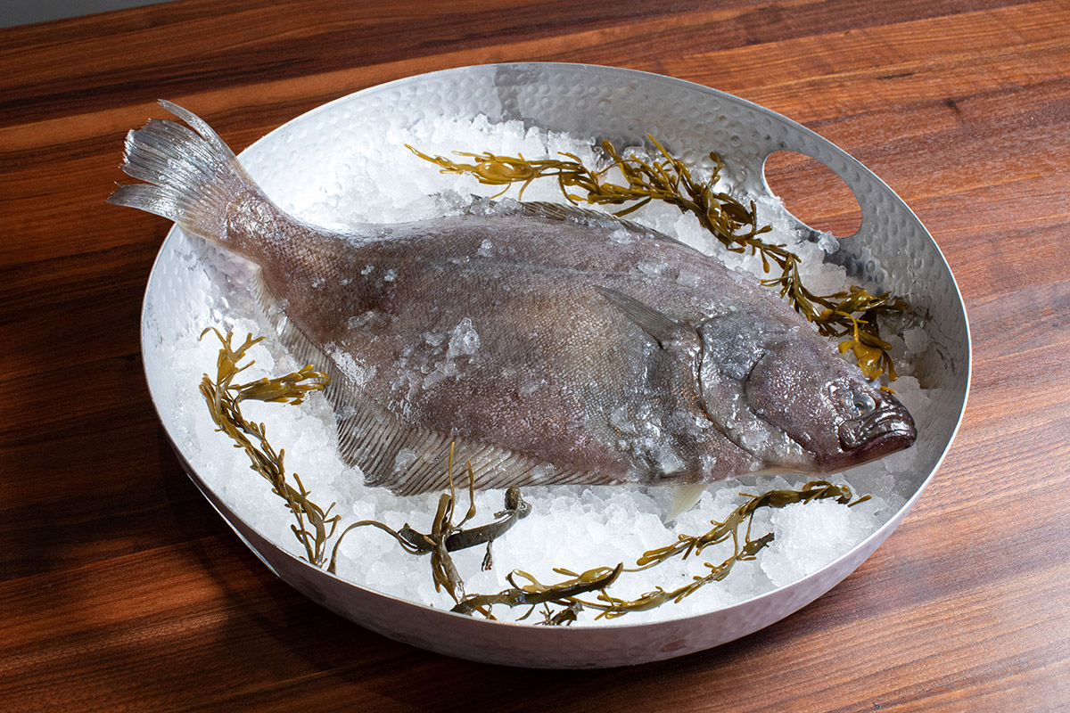 Petrale sole is a Pacific flounder with a fine texture and delicate flavor, one of the many flounders found widely along American coastlines.