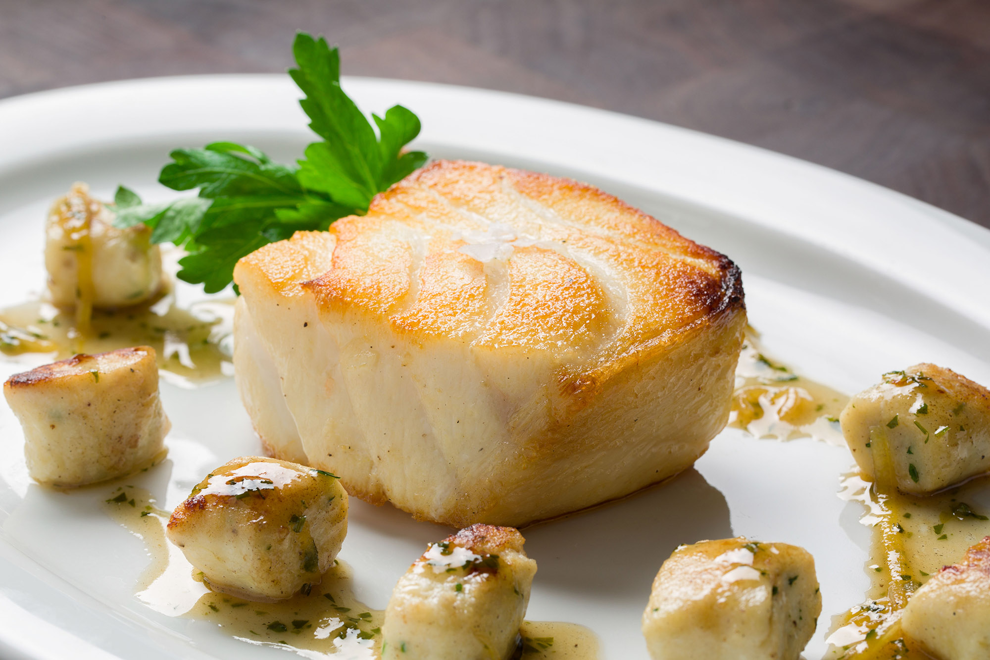 All we need is love... And Chilean Sea Bass!