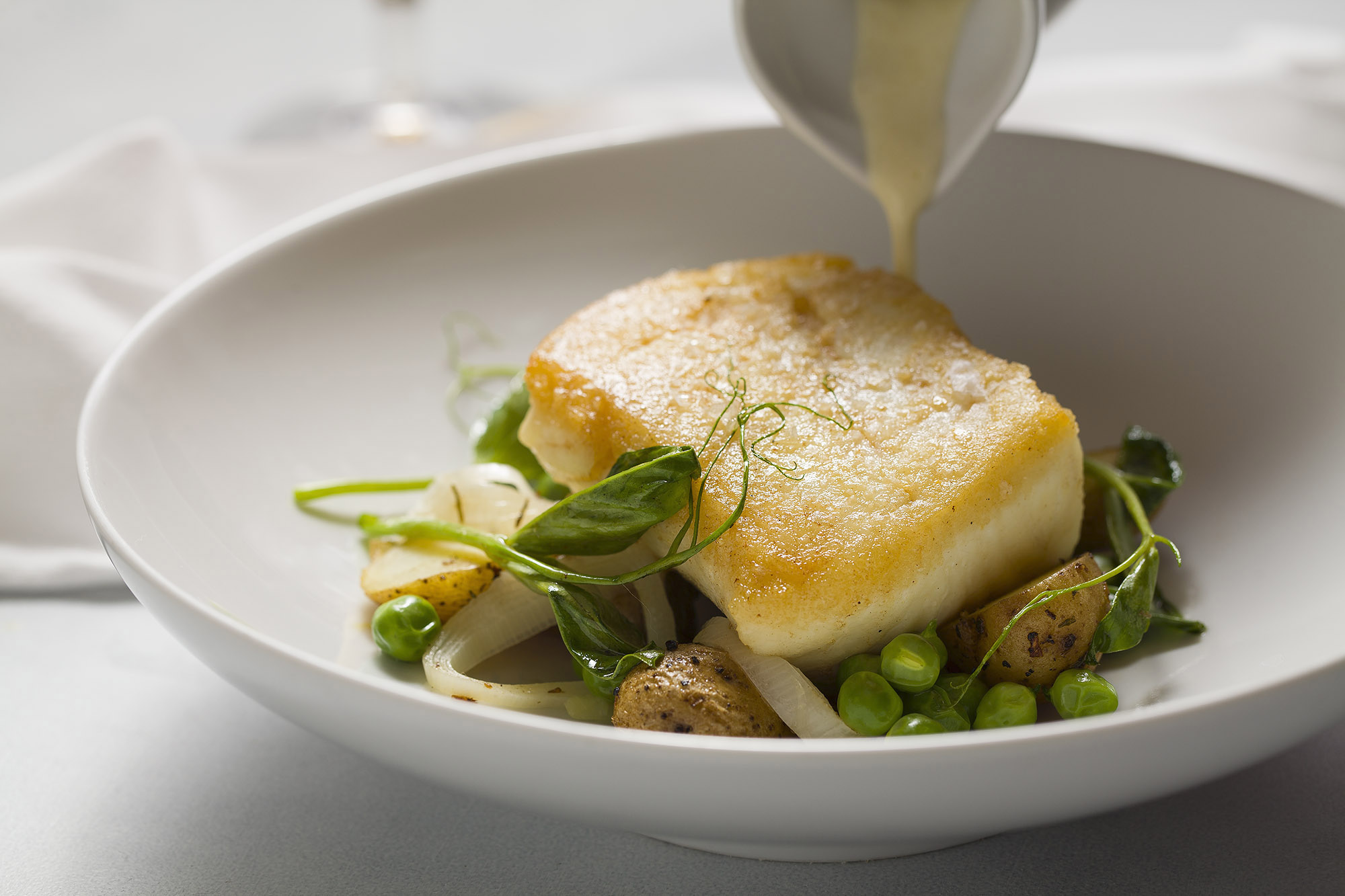 The world's largest species of flatfish, fresh Pacific Halibut is now available until early November and we're ready for it!