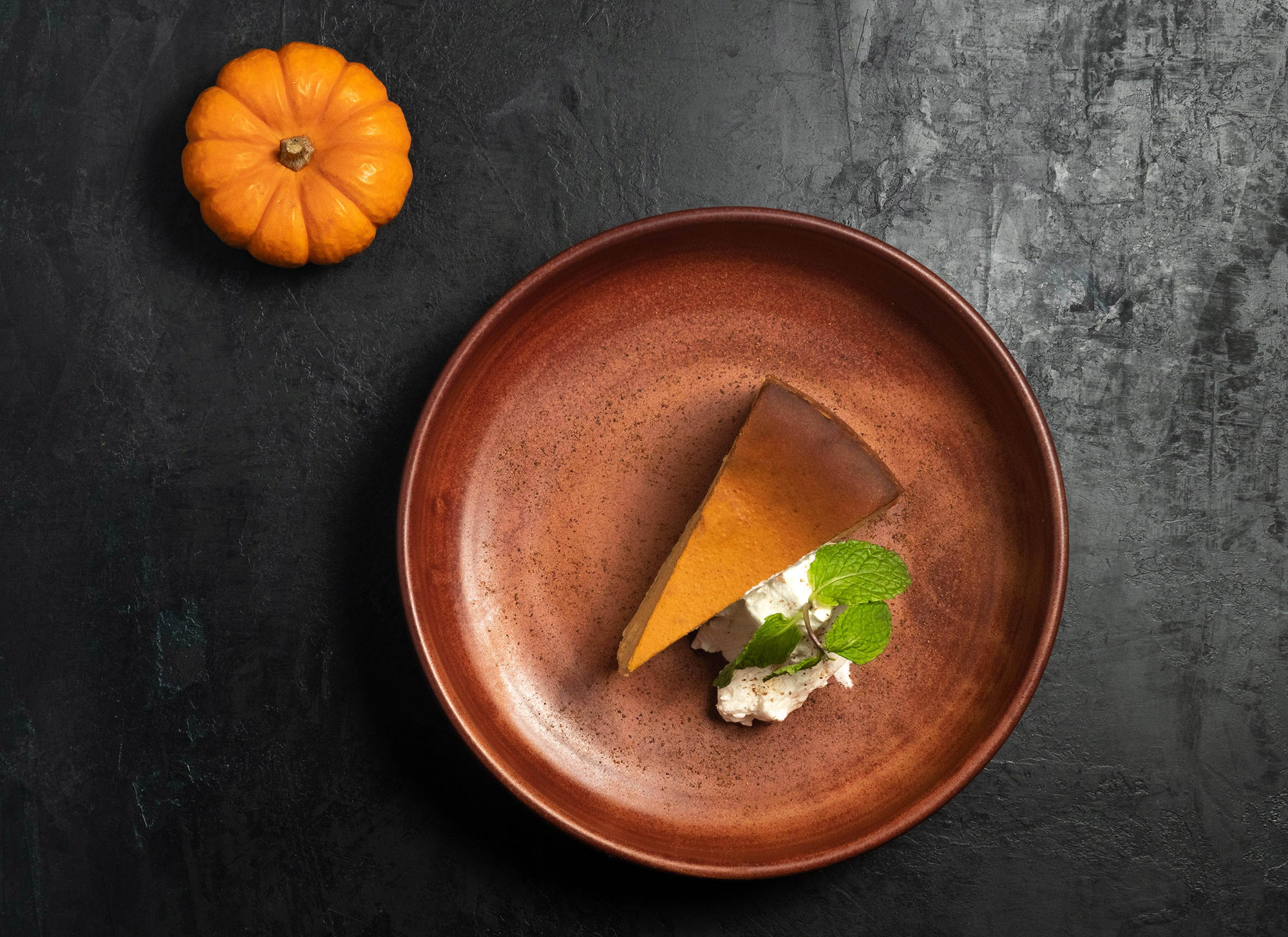 Fall is here and so is our pumpkin cheesecake! This classic, fall favorite is back at King's Fish House for the season.