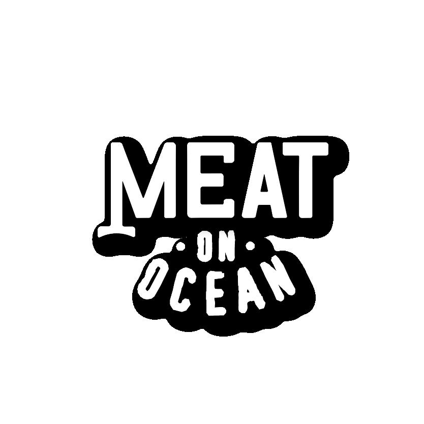 MEAT ON OCEAN LOGO