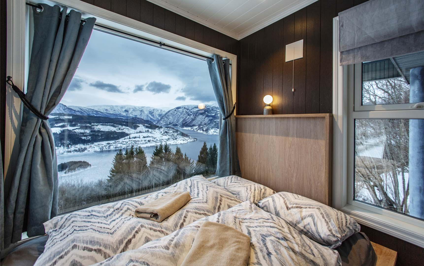 Spesiell overnatting i Hardanger & Vestlandet