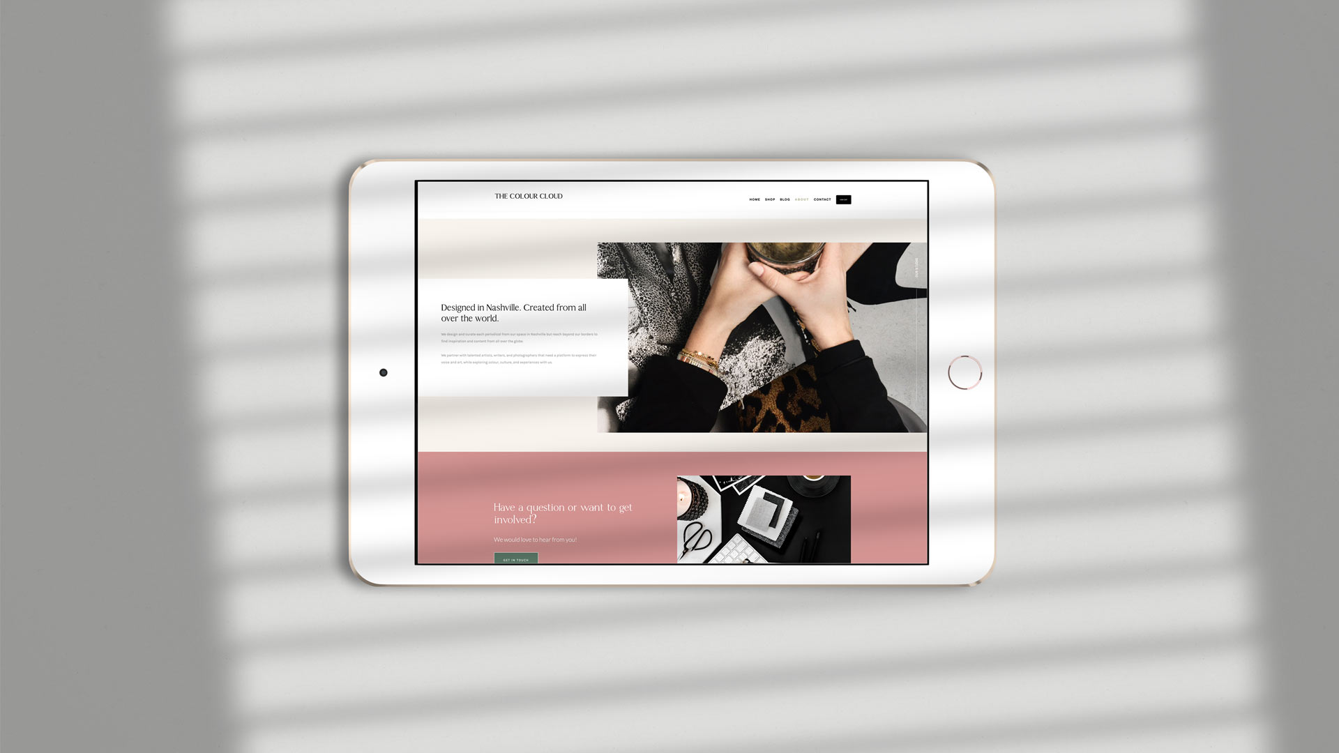 The Colour Cloud Digital Magazine