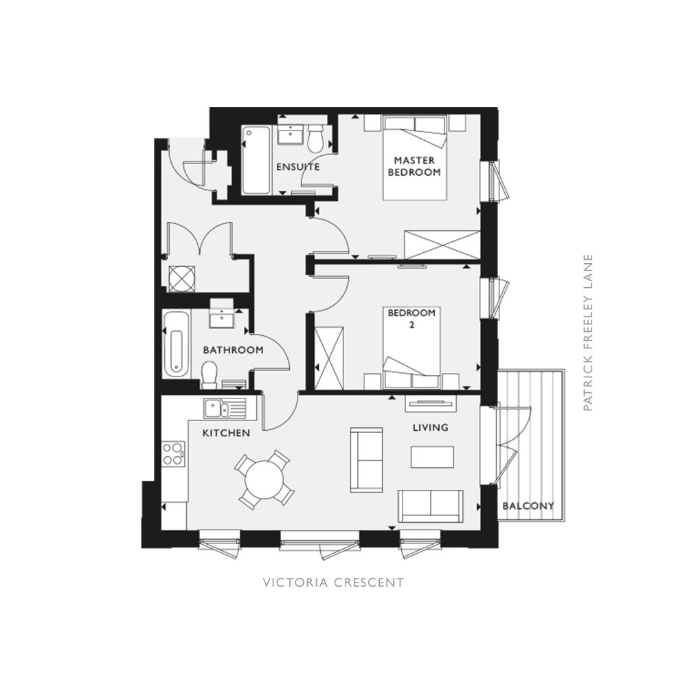 Apartments De Ville