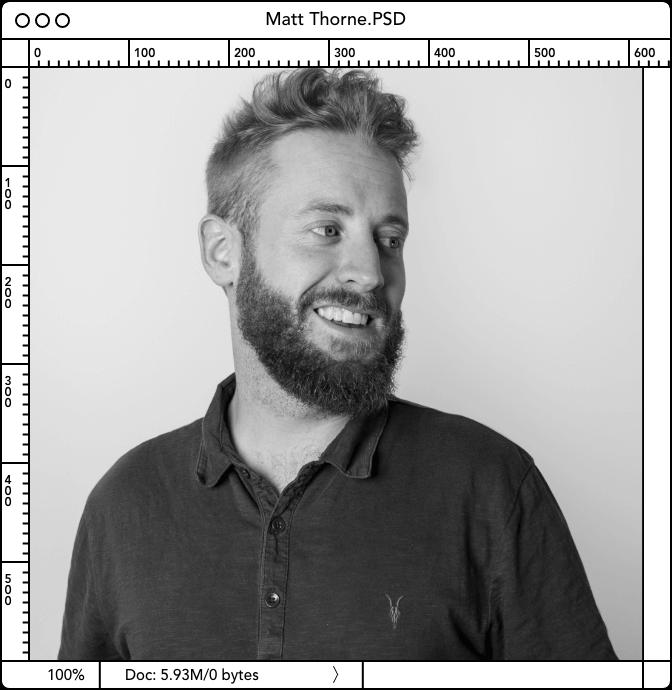Matt Thorne Headshot