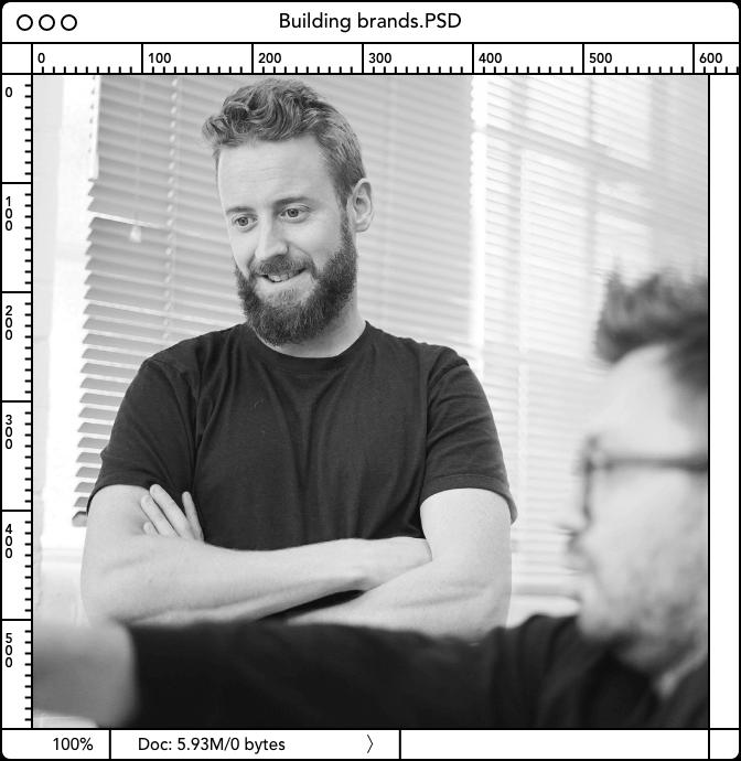 Matt Thorne Working with Brand Nu
