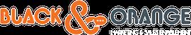 Logo Black & Orange