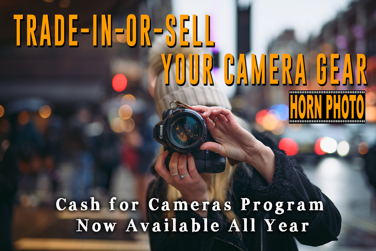 TRADE-IN-OR-SELL YOUR CAMERA