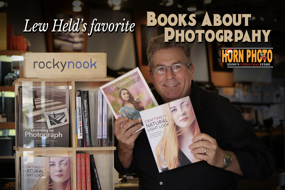 BOOKS ABOUT PHOTOGRAHY