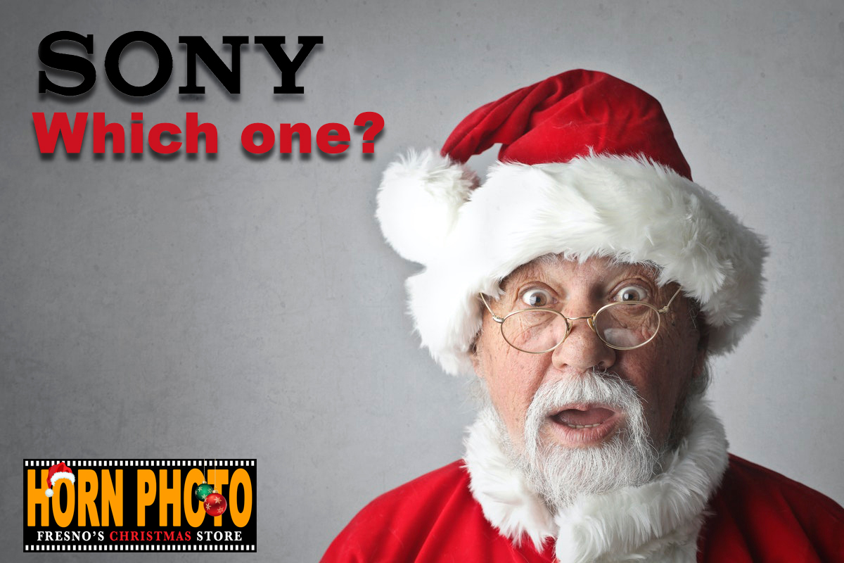 Which SONY should I buy for Christ-mas?