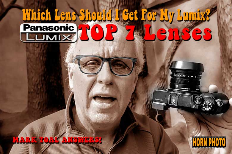 Which Lens Should I Get For My Lumix?