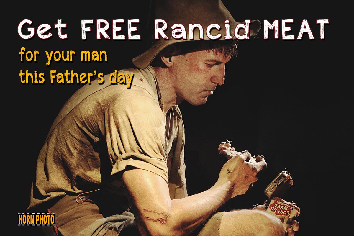 Get FREE Rancid Meat