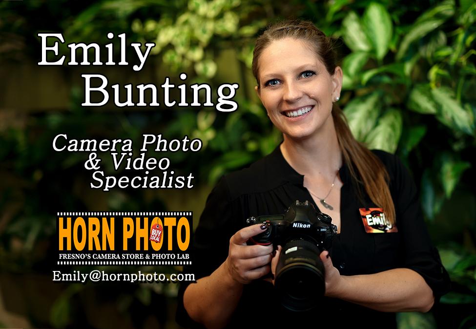 Emily Bunting