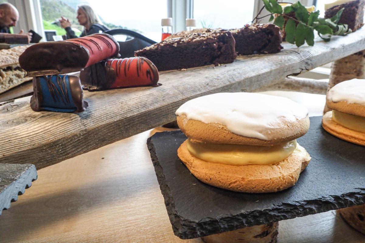 Skilpaddekaker fra Baker Walderhaug - en skikkelig god Ålesunds kake