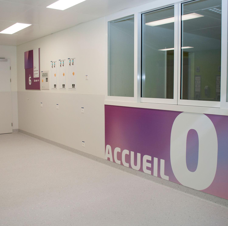 Signalethik – Centre hospitalier universitaire vaudoise, Lausanne