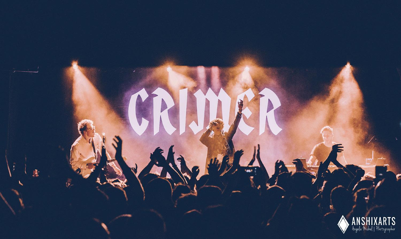 Leuchtschrift – CRIMER