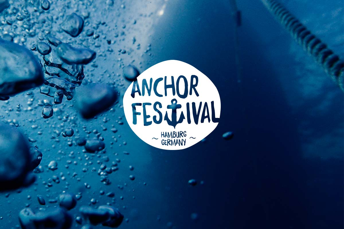 Anchor Festival. Brand Design.