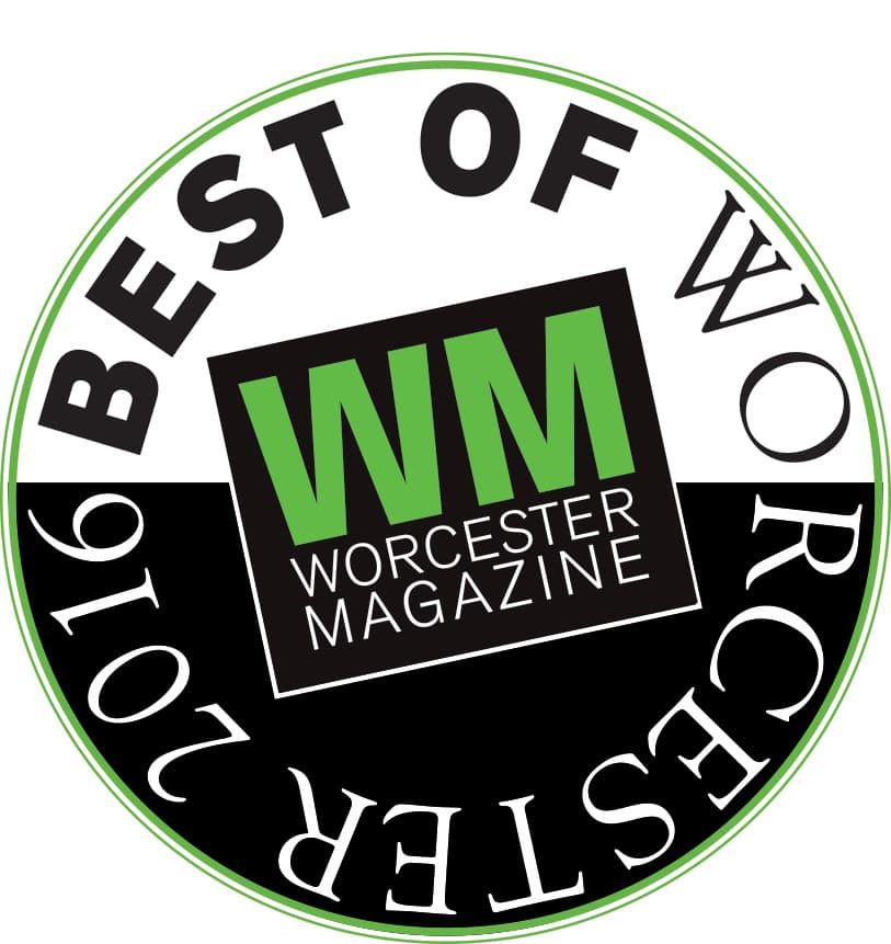 Best of Worester 2016 Award Badge