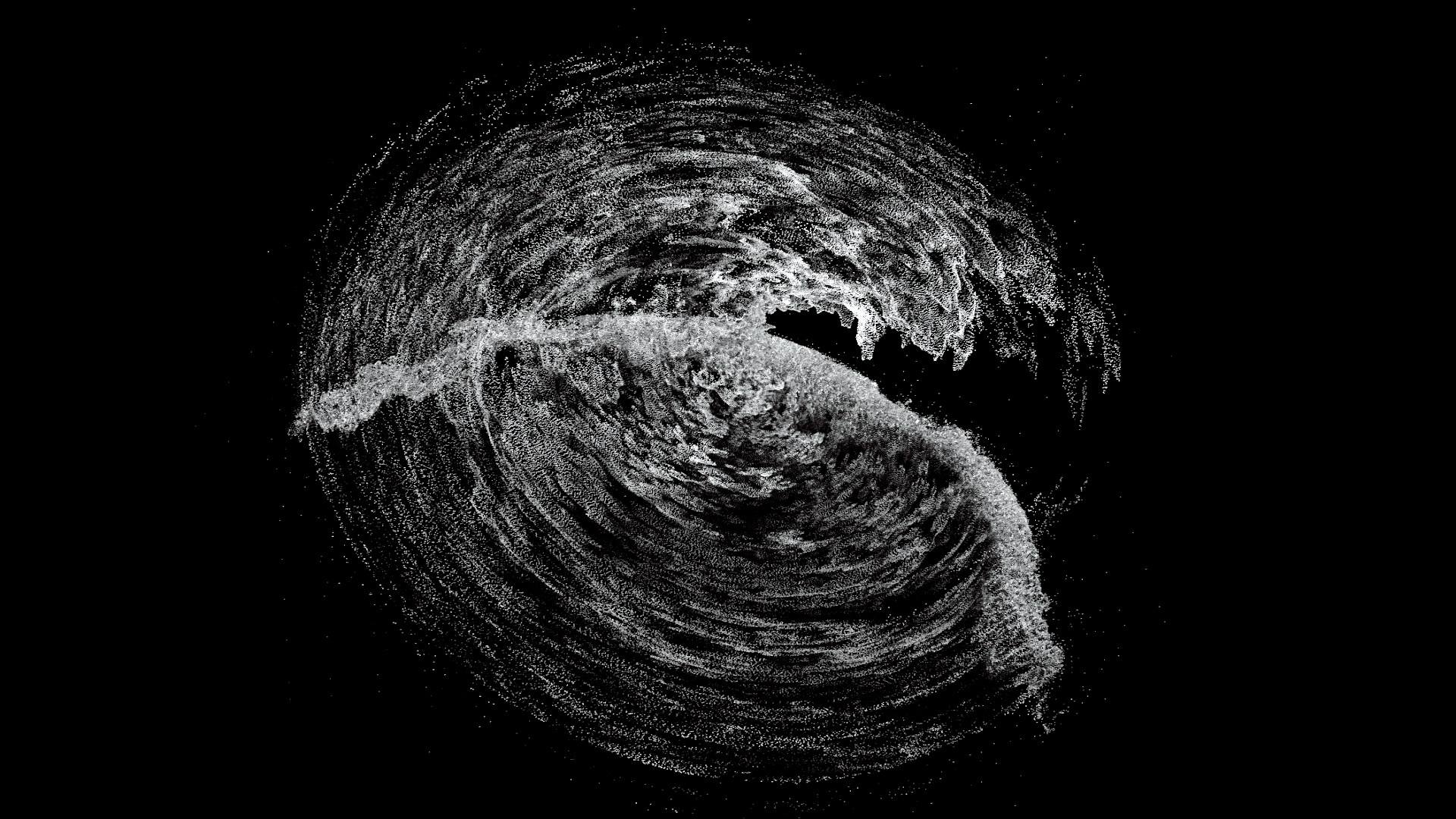 Touchdesigner Kinect Point Cloud
