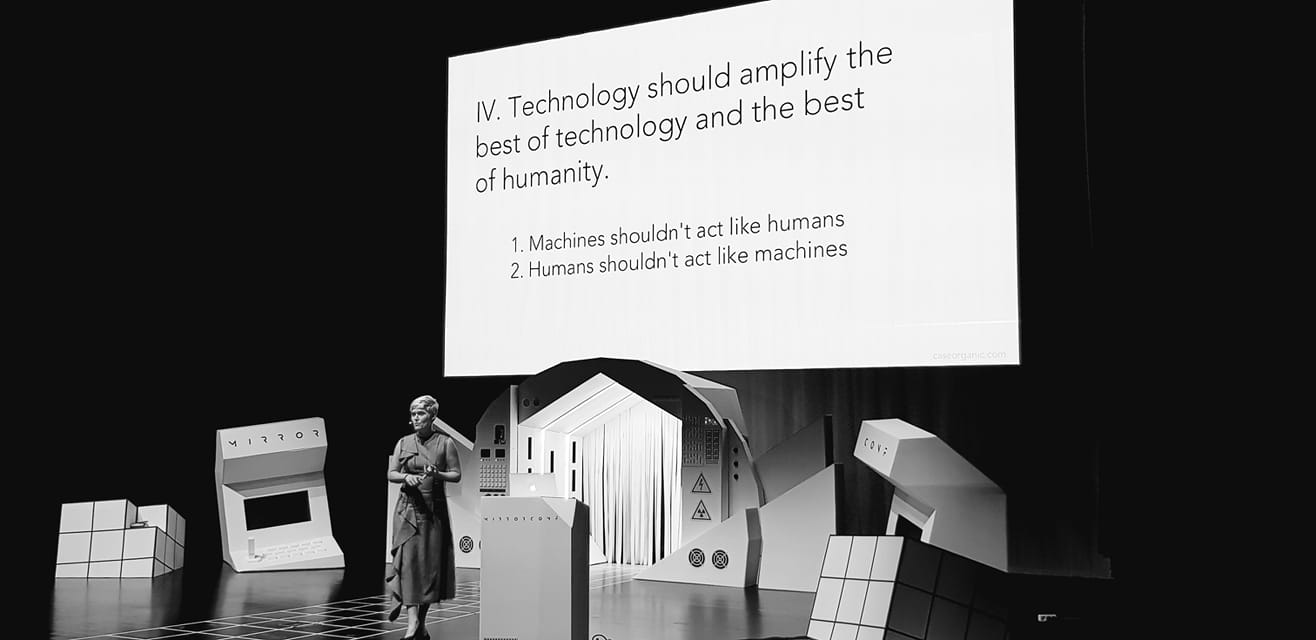 Amber Rose on Designing Calm Technology