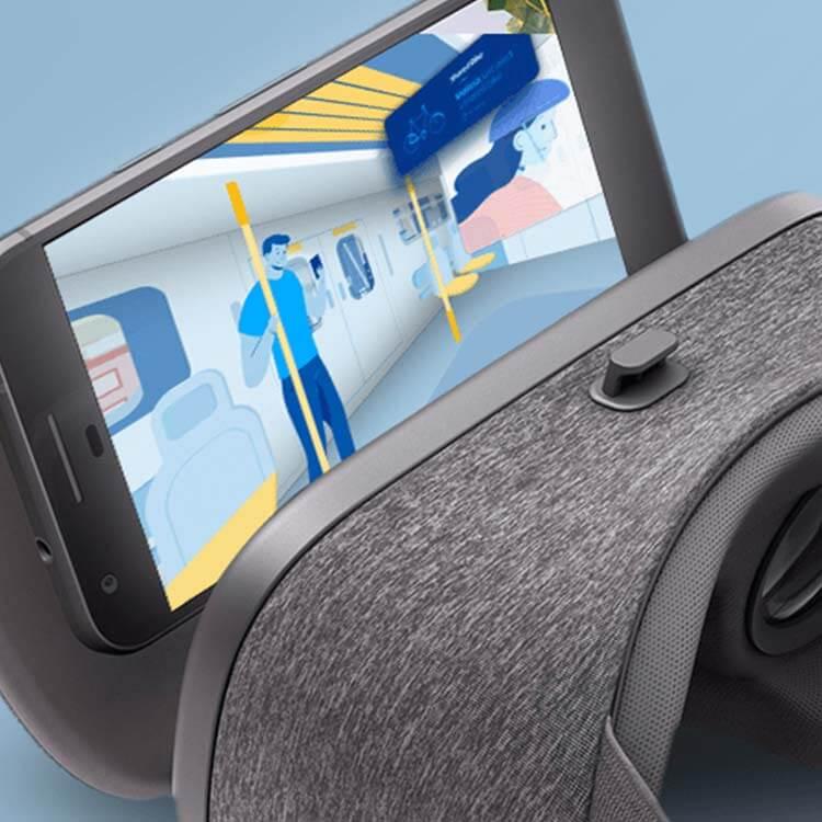 VR Brand Awareness