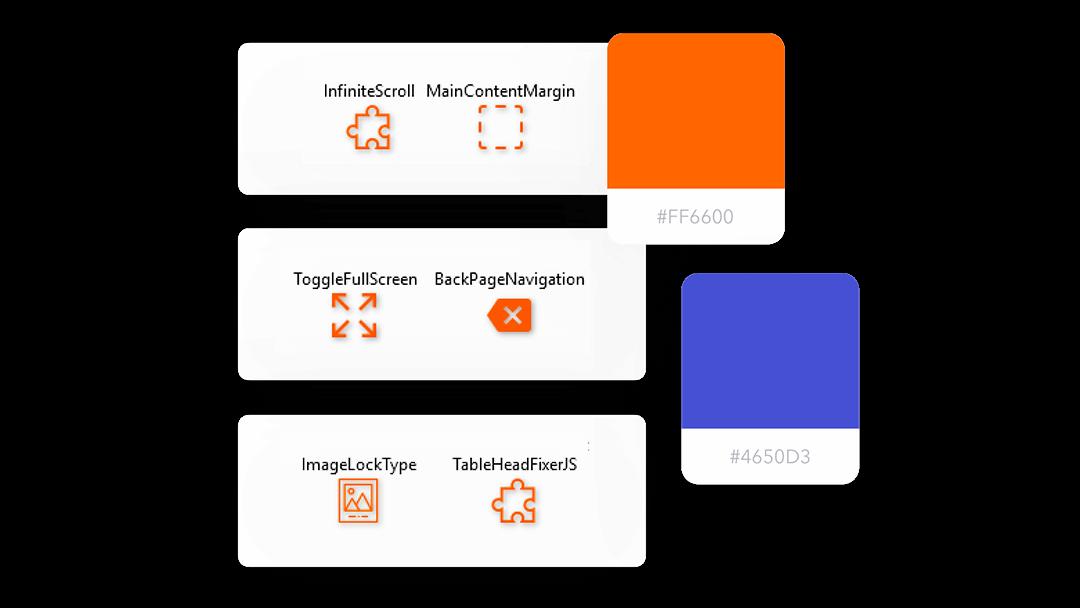 BPI application sample pages