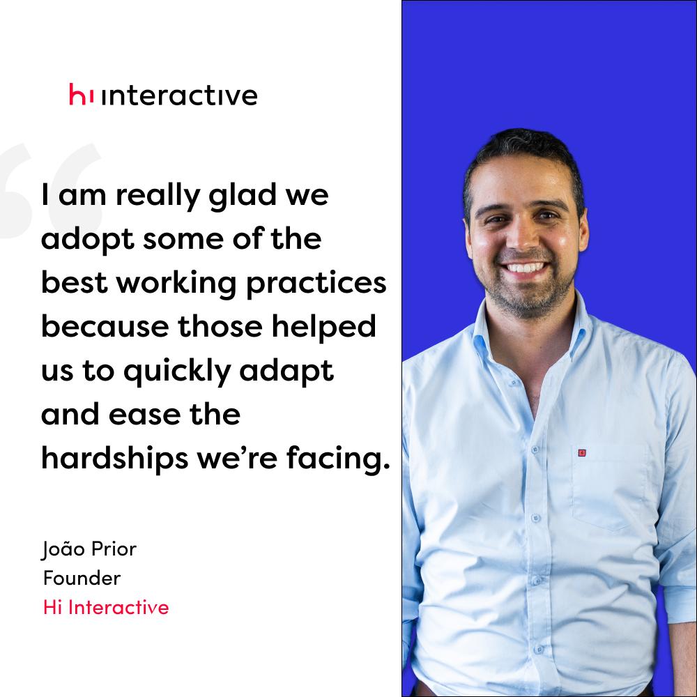 João Prior Testimonial - Hi Interactive