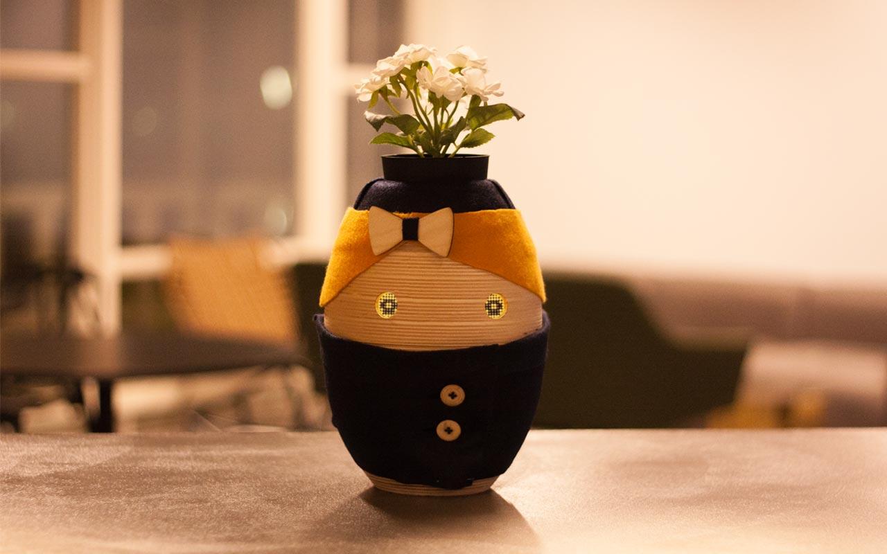 Tessa: de kleine zorgrobot voor mensen met dementie.
