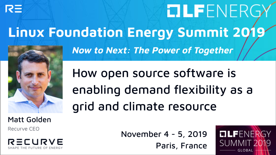 How Open Source Software Is Instrumental in Delivering Demand Flexibility as a Grid and Climate Resource