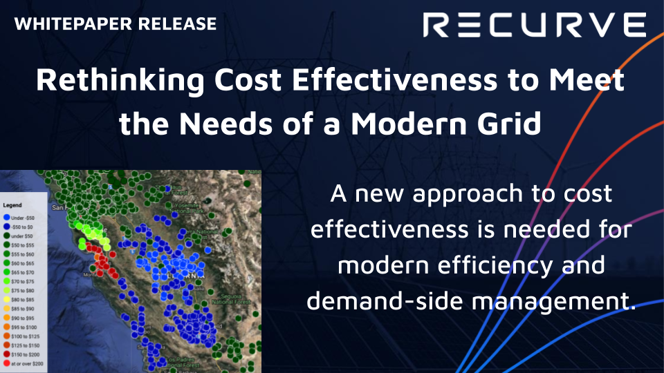 Rethinking Cost Effectiveness to Meet the Needs of the Modern Grid