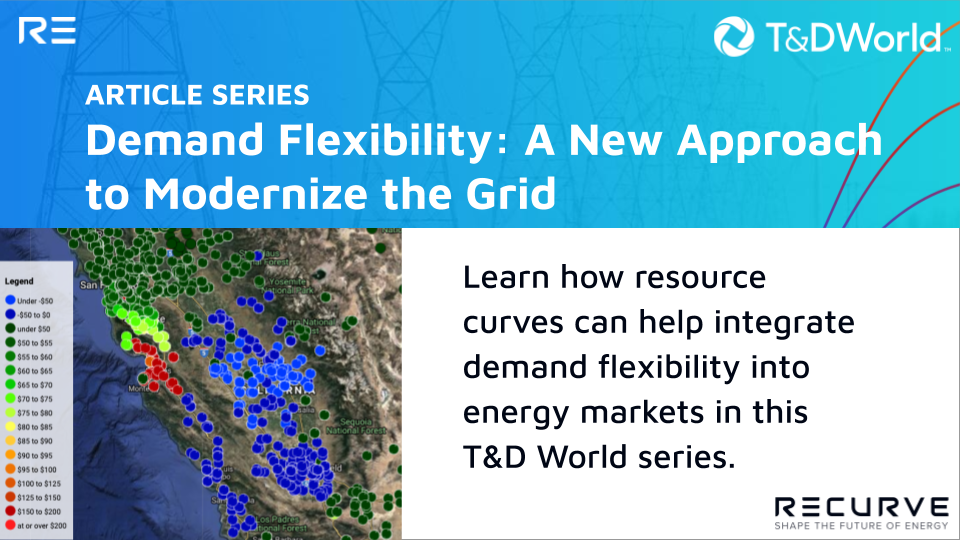 Demand Flexibility: A New Approach to Modernize the Grid