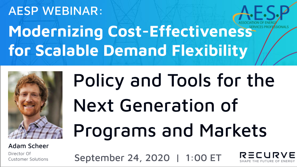 Modernizing Cost-Effectiveness for Scalable Demand Flexibility