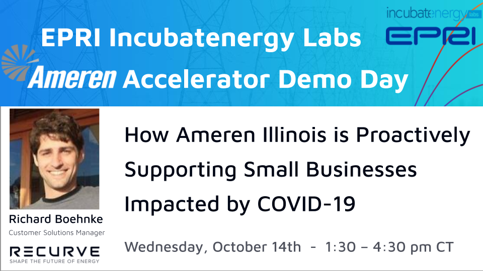 How Ameren is Identifying and Helping Small Business Energy Customers Affected by COVID-19