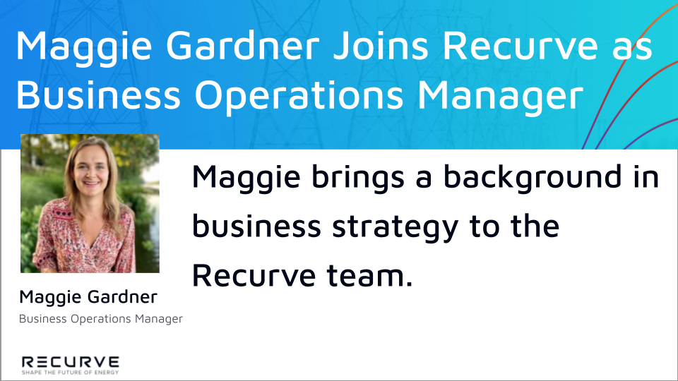 Recurve is Excited to Welcome Maggie Gardner to the Team!