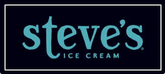 Steve's ice cream logo