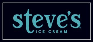 Steve's ice cream logo