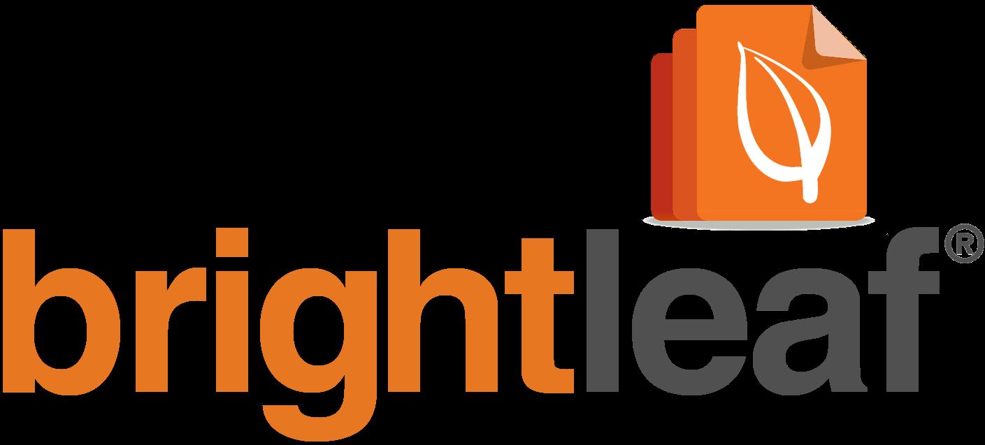 brightleaf logo