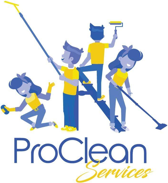 ProClean Services Logo