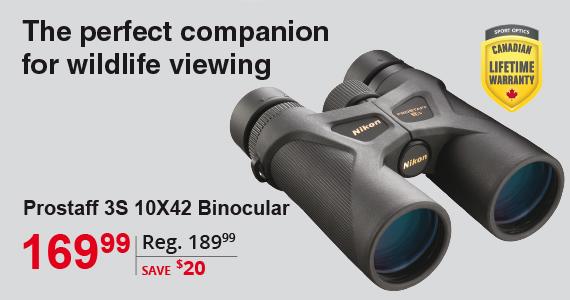 Prostaff 3S 10x42 Binocular