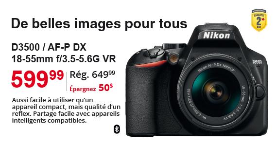 D3500 AF-P DX Nikon
