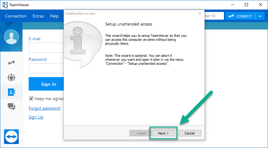 HostMyApple's Blog — How to install TeamViewer on Windows