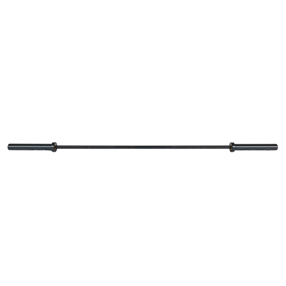Olympic Training Bar 4 Needle Bearing (Black, 30lbs)