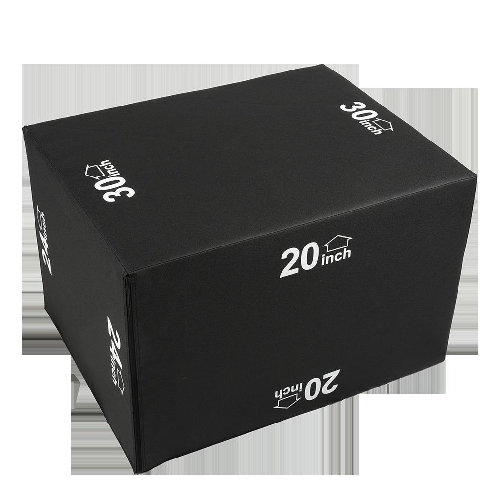 Soft 3 'n 1 Plyo Box