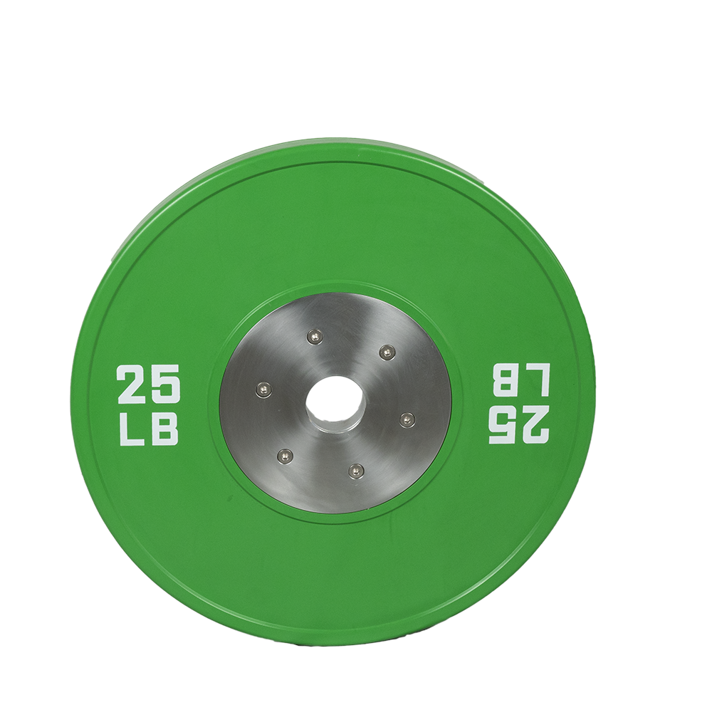 Competition Rubber Bumper Plates