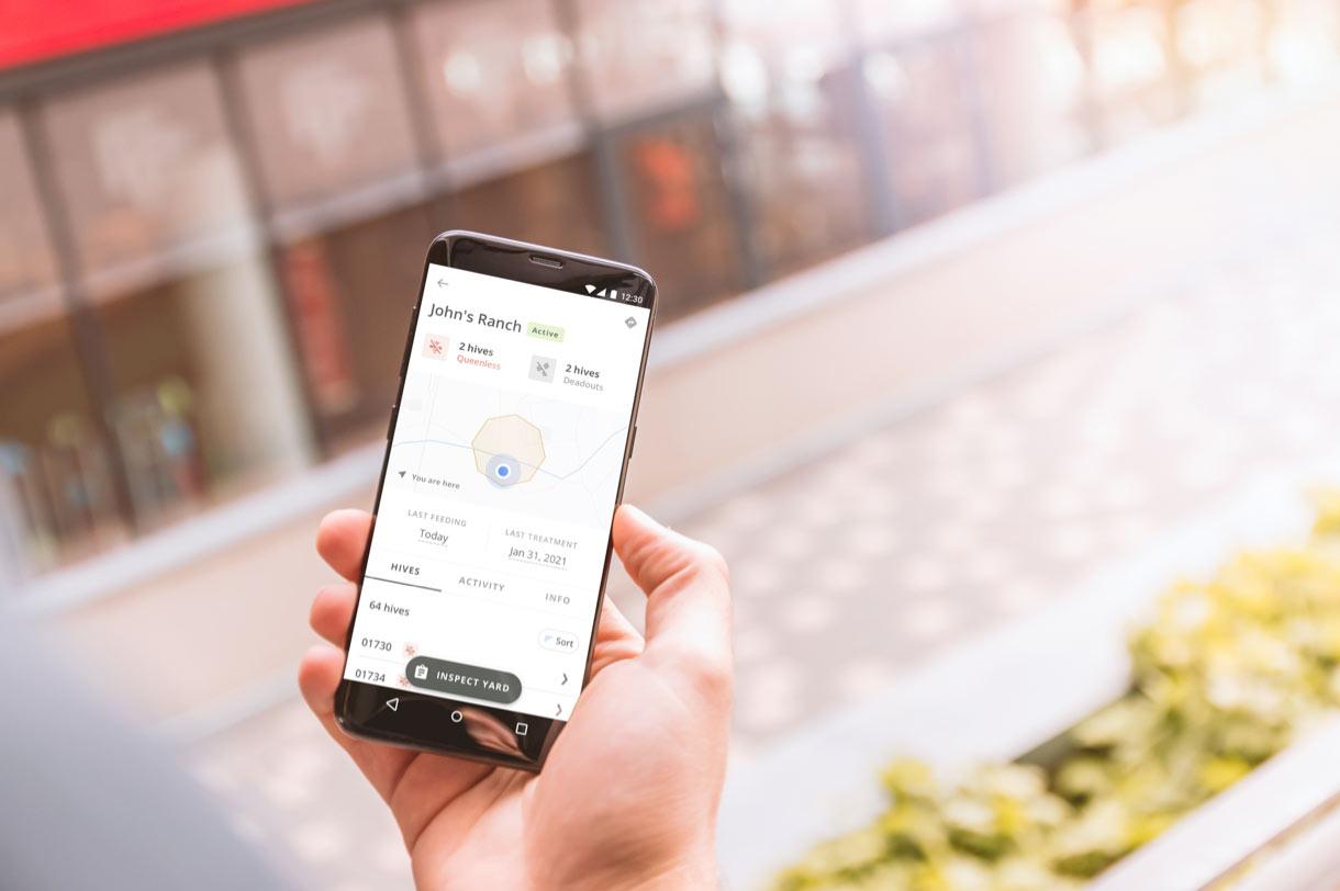 Nectar mobile app
