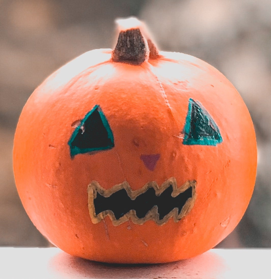 Try making these office halloween decorations!