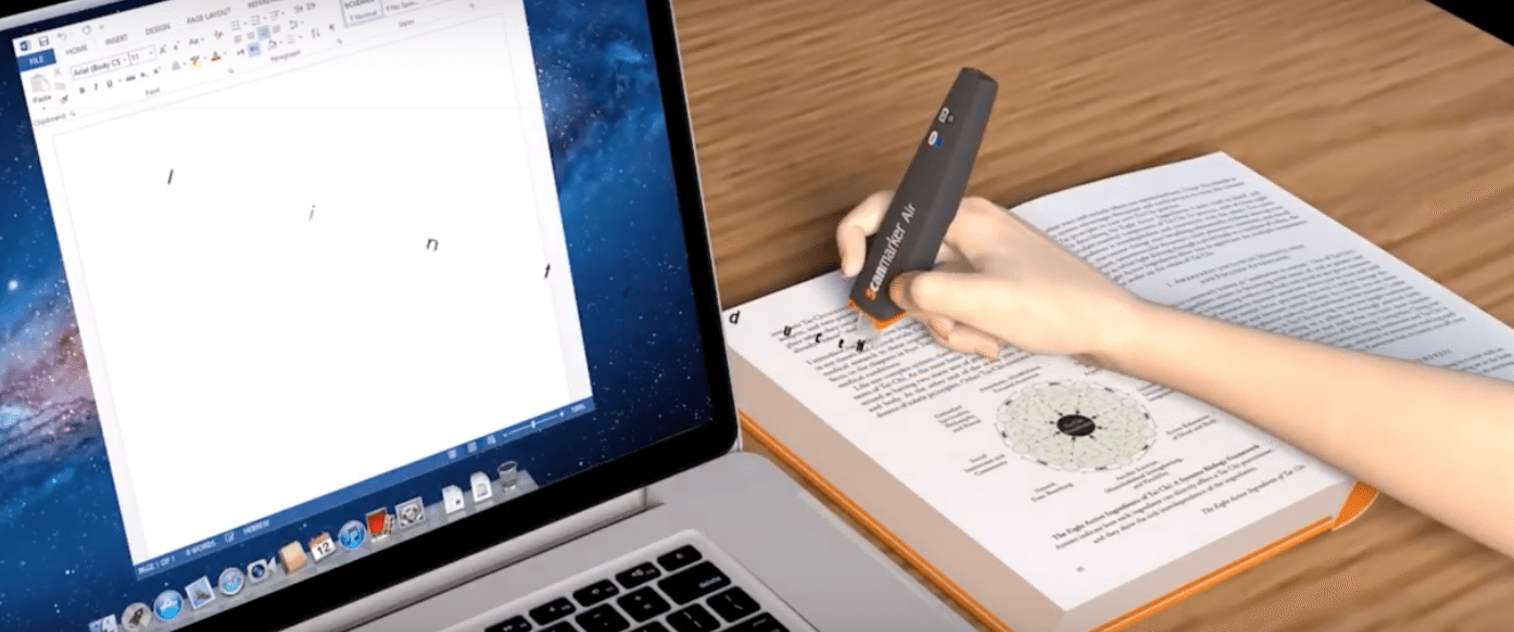 This useful office gadget works for those who need to do a lot of paperwork.