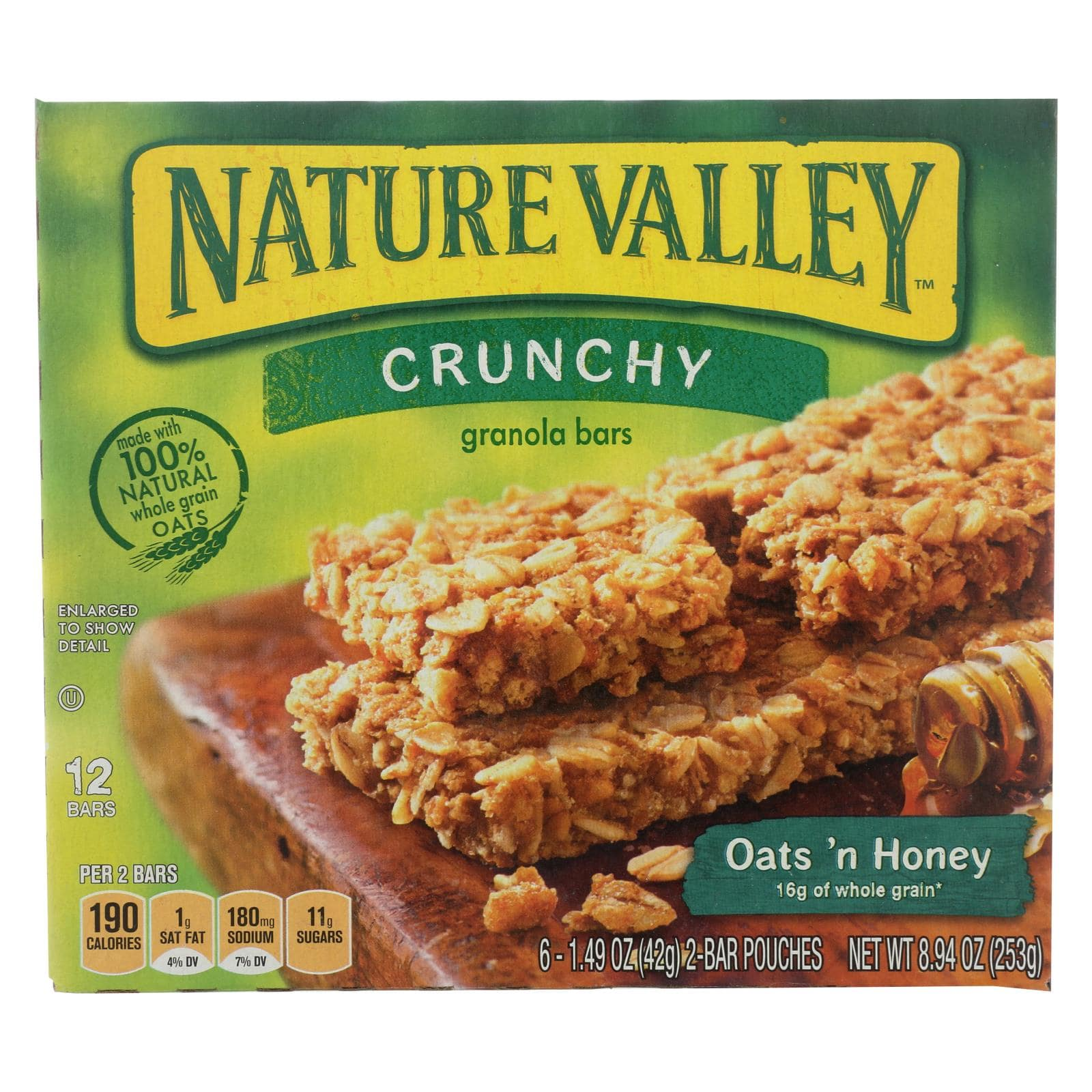 Nature Valley Oats 'n' Honey