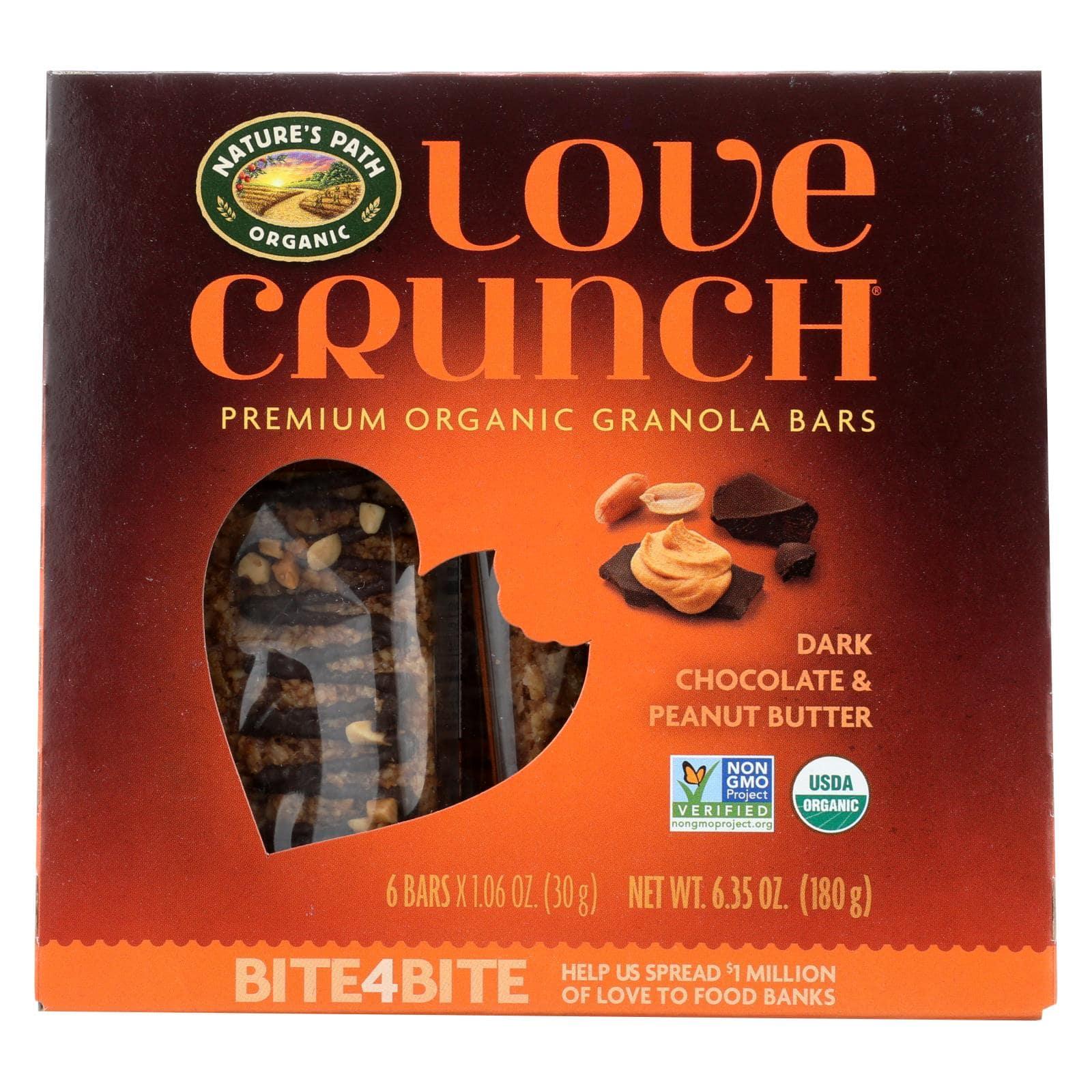 Nature's Path Love Crunch Granola Bars